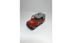 УАЗ-469 ВДПО пожарный, масштабная модель, Агат/Моссар/Тантал, 1:43, 1/43
