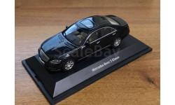 Mercedes-Benz S-Klasse, масштабная модель, Minichamps, 1:43, 1/43