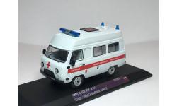 УАЗ-39623 Реанимобиль, масштабная модель, Max-Models, 1:43, 1/43