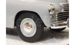 Колеса для ГАЗ-М20 Победа, запчасти для масштабных моделей, Max-Models, scale43