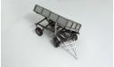 Сборная модель тракторный прицеп 2ПТС-4,5, запчасти для масштабных моделей, Max-Models, scale43