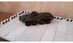 БТР-80A    в масштабе 1:43 (Под заказ), масштабные модели бронетехники, 1/43, Неизвестный производитель, БТР-80А