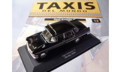 Opel Käpitan P2 Taxi