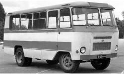 КИТ автобуса Кубань Г1А1