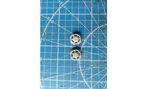 Диски передние МТЗ, запчасти для масштабных моделей, scale43