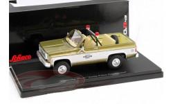 Chevrolet Blazer Amity Police, масштабная модель, Schuco, scale43, Mercedes-Benz