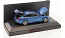 BMW 4 Series (F36) Gran Coupe blue, масштабная модель, Kyosho, 1:43, 1/43