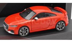 Audi TT RS Coupe, масштабная модель, scale43