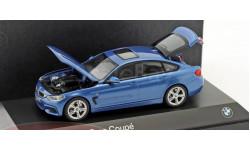 BMW 4 (F36), масштабная модель, Paragon Models, scale43