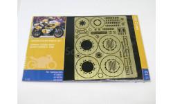 Фототравление Tamiya Yamaha YZR500 Kenny Roberts 1/12, сборная модель мотоцикла, 1:12, ModellingMaster