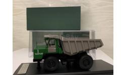 БЕЛАЗ-540А карьерный самосвал (зелёный/серый) SSML016, масштабная модель, Start Scale Models (SSM), 1:43, 1/43