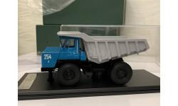 Белаз 540 А карьерный самосвал голубой серый SSM 1:43 SSML017, масштабная модель, Start Scale Models (SSM), 1/43