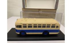 Автобус Зис 155 бежево-синий Классик Бус ClassicBus 1/43, масштабная модель, 1:43