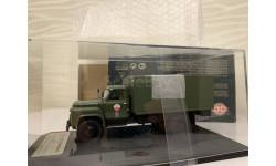 Горьковский автомобиль АФК-53 'Автофургон Комбинированный' 1980 г. DiP 105317, масштабная модель, DiP Models, scale43, ГАЗ