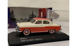 ГАЗ 21 Волга Звезда двух цветная 1956 год 1/43 IST 013, масштабная модель, IST Models, 1:43