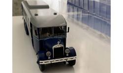 UM43-A4-1 ЯА-2 Гигант (1932) синий, масштабная модель, ULTRA Models, scale43, ЯГАЗ