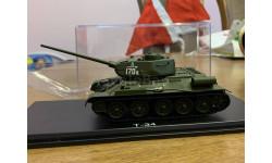 танк Т 34 85 Великая Отечественная война 1944 СССР SSM 1:43 SSM3020, масштабные модели бронетехники, Т-34, Start Scale Models (SSM), 1/43