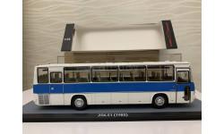Ikarus 256.51 бело-синий Classicbus, масштабная модель, scale43