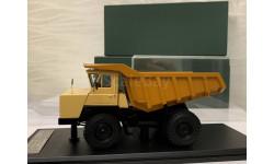 Белаз 540 А карьерный самосвал бежевый СССР SSM 1:43 SSML018, масштабная модель, Start Scale Models (SSM), 1/43