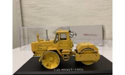 Каток СД-802 (Т-150) на базе трактора Т-150К, SSM 8016, масштабная модель, Start Scale Models (SSM), scale43, Т 150
