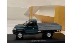 УАЗ Cargo Patriot DiP Models 1:43, масштабная модель, 1/43