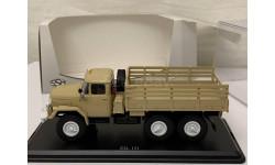 ЗИЛ-131 бортовой, Автоэкспорт, масштабная модель, Start Scale Models (SSM), scale43