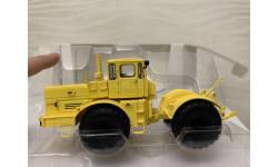 Трактор К 701 Кировец 1975 Желтый СССР SSM 1:43 SSM6001, масштабная модель, Start Scale Models (SSM), 1/43
