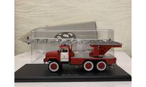 Зил 131 АЛ-30 (131) Севастополь Пожарный СССР SSM 1:43 SSM1161, масштабная модель, Start Scale Models (SSM), scale43