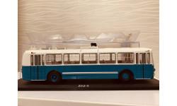 Троллейбус ЗИУ 5 СССР Ранний ClassicBus 1:43, масштабная модель, scale43