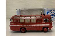ПАЗ-672М пожарный штабной СОВА 1/43, масштабная модель, Советский Автобус, scale43