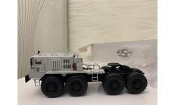 МАЗ-537 седельный тягач МЧС SSM5002, масштабная модель, Start Scale Models (SSM), scale43