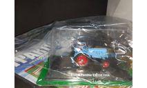 Тракторы №115 - Eicher Panther EM295, журнальная серия Тракторы. История, люди, машины (Hachette), 1:43, 1/43