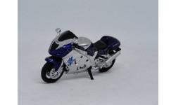 Мотоцикл Suzuki, 1/32, Cararama
