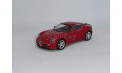 Alfa Romeo 8C, Motorama, масштабная модель, scale43