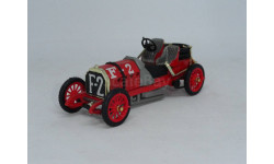 Fiat F2 Grand Prix de France 1907, Brumm, масштабная модель, scale43