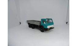 КАМАЗ 5320, ранний, защелка, резиновые колеса, масштабная модель, Элекон, scale43