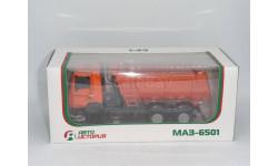 МАЗ-6501, U-образный кузов, АИСТ