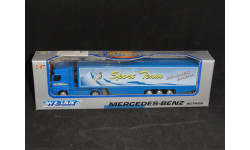 Mercedes-Benz Actros Sport Team, 1/87, Welly