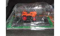 Тракторы №121 - Allgaier A 111, журнальная серия Тракторы. История, люди, машины (Hachette), 1:43, 1/43