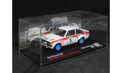 Ford Escort RS, Rallye de Portugal 1978, Altaya, масштабная модель, 1:43, 1/43