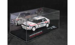 Lancia Delta Integrale 16V, Bruno Saby Grataloup, Tour de Corse, 1990, Altaya, масштабная модель, 1:43, 1/43