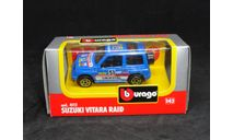 Suzuki Vitara Raid, Bburago, масштабная модель, scale43