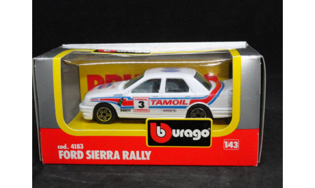 Ford Sierra, Bburago, масштабная модель, 1:43, 1/43