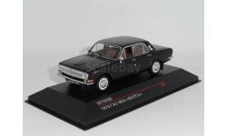 ГАЗ 24 Волга (1970), черная, IST, масштабная модель, IST Models, 1:43, 1/43