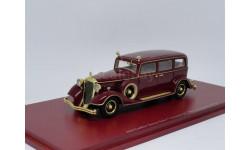 Cadillac Deluxe Tudor Limousine 8C 1932 The Last Emperor of China, TSM, масштабная модель, TSM Model, 1:43, 1/43