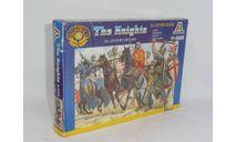 The Knights, XIth Century Crusade, 1/72, Italeri, фигурка, scale72