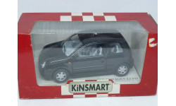 Volkswagen Lupo, 1/28, Kinsmart, масштабная модель, scale0