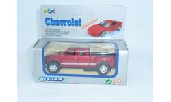 Chevrolet Silverado 1999, 1/36, Welly, масштабная модель