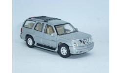 Cadillac Escalade 2002, 1/38, Welly, масштабная модель, scale0