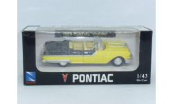 Pontiac Star Chief 1955, NewRay, масштабная модель, 1:43, 1/43
